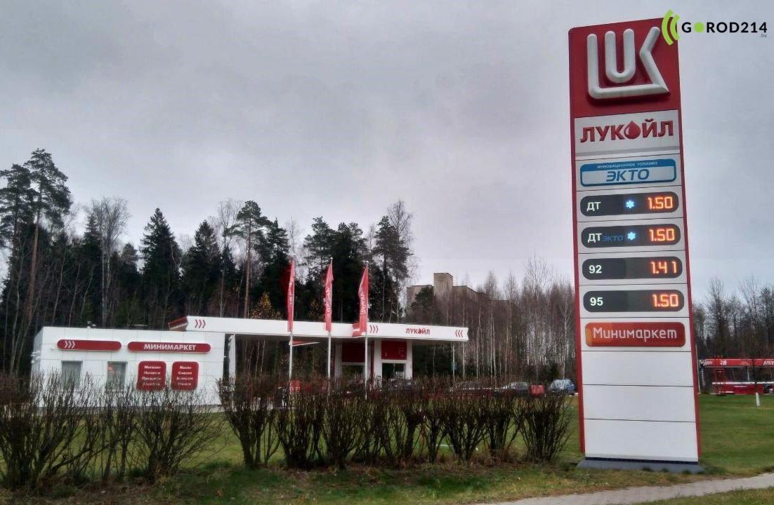 Как изменилась цена на топливо в Полоцке и Новополоцке за год? Грустный ФОТОФАКТ