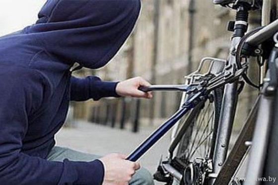 В Новополоцке задержали угонщика четырех велосипедов. Но кражи продолжаются
