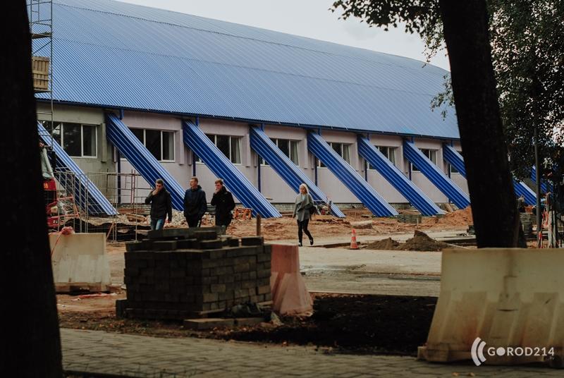 Реконструкция «Химика» и новая ледовая площадка в Новополоцке обойдутся в 13 миллионов рублей