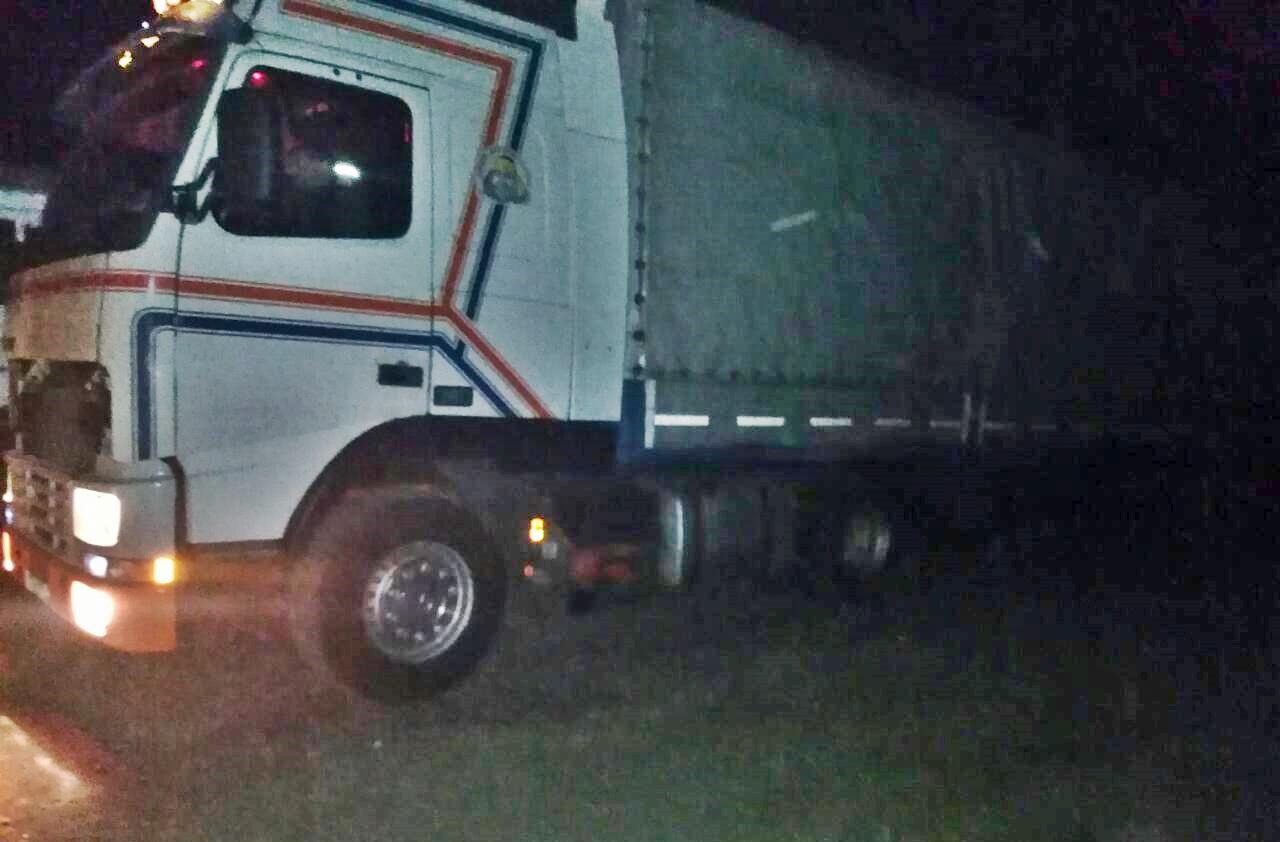 Еще один житель Полоцка пытался нелегально вывезти металлолом на грузовике (фото)