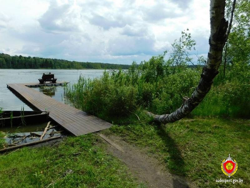 У работника «Нафтана» на отдыхе украли лодку. Вором оказался железнодорожный рабочий из Новополоцка