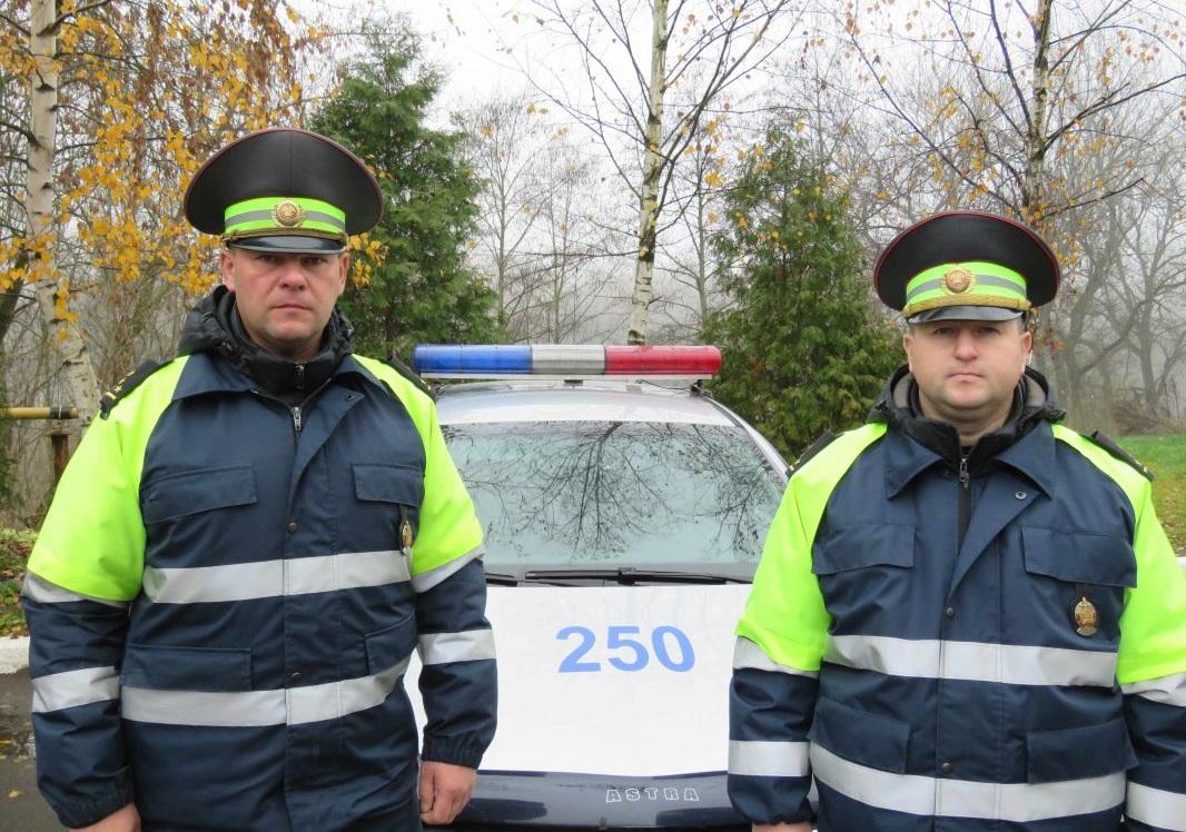В ГАИ рассказали, кто и как поймал угонщиков, которые опасно гоняли по Полоцку на краденых авто
