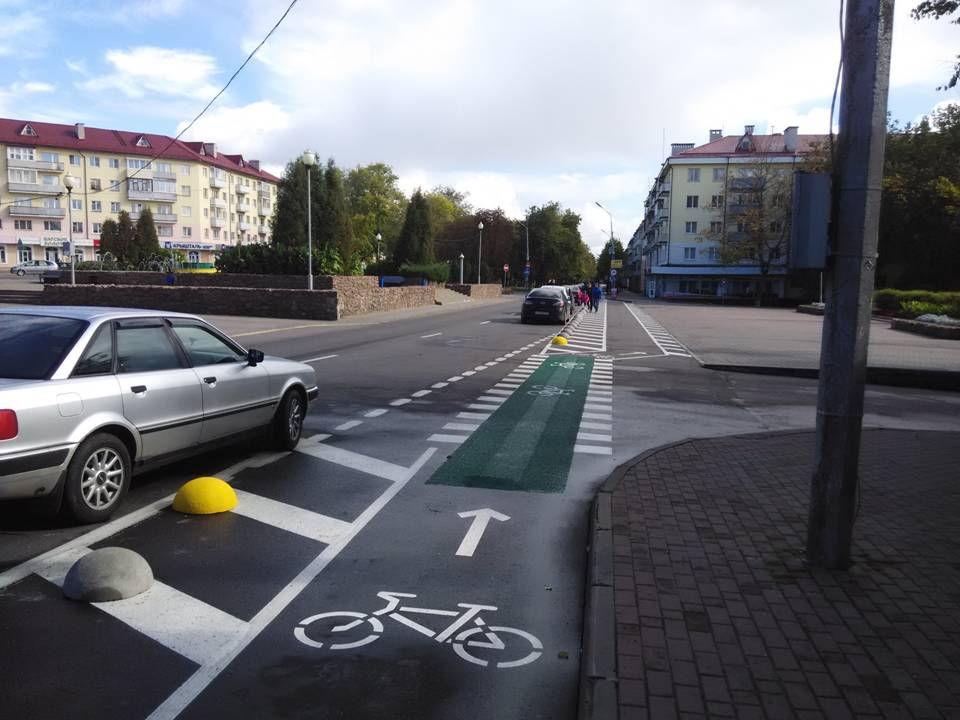 Велосипедисты Полоцка и Новополоцка смогут прокладывать маршрут с помощью «Яндекс. Карт»