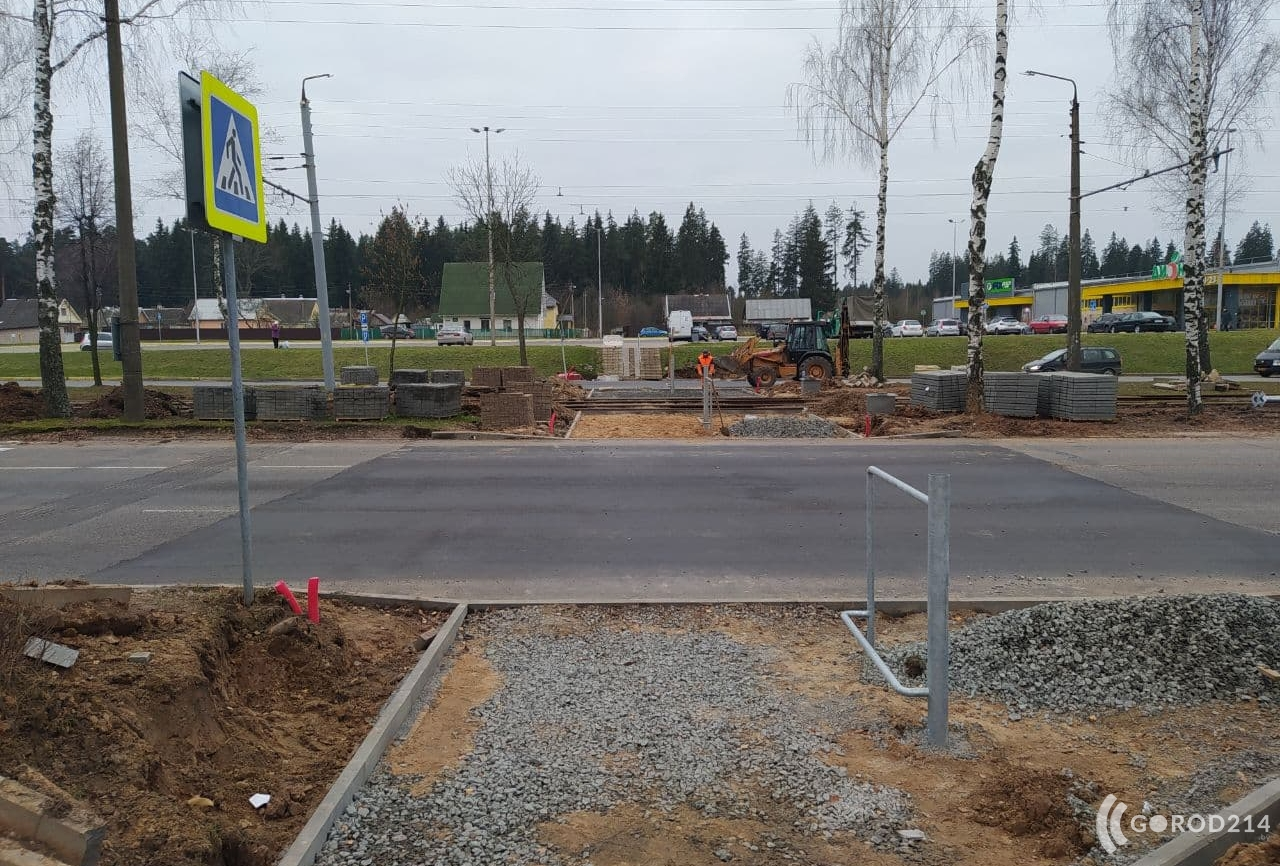 На «скоростной» дороге в Новополоцке до конца года установят три светофора, фото-1