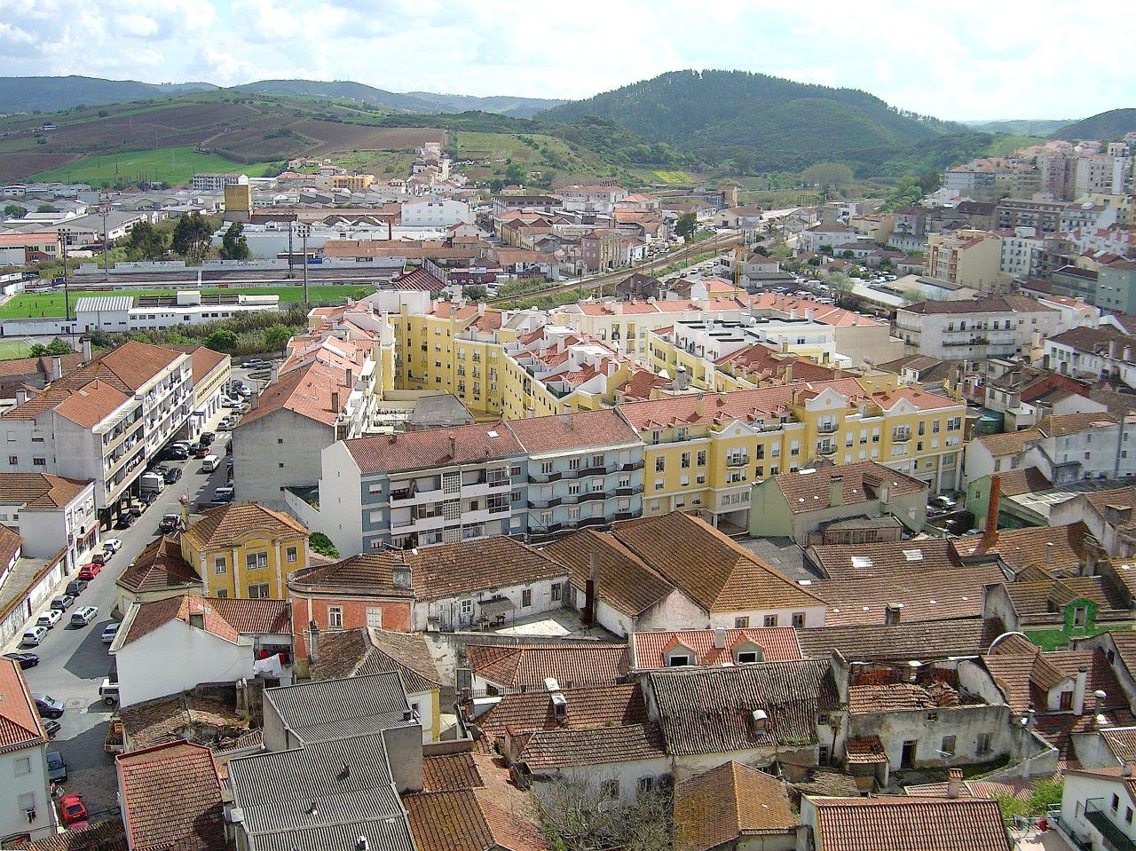 Torres_Vedras_vista_do_castelo