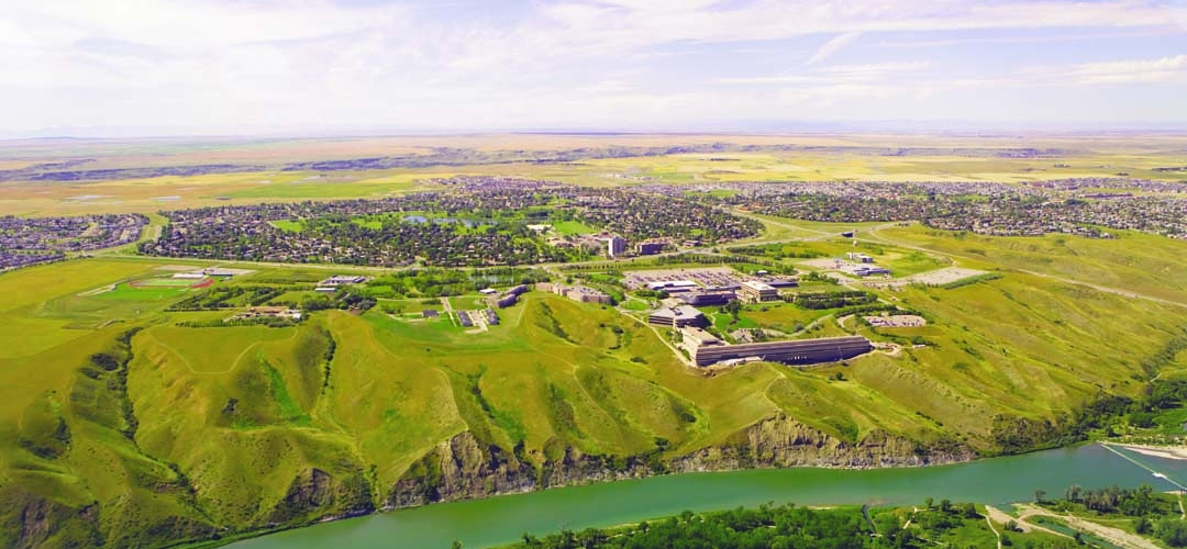 University of Lethbridge full campus