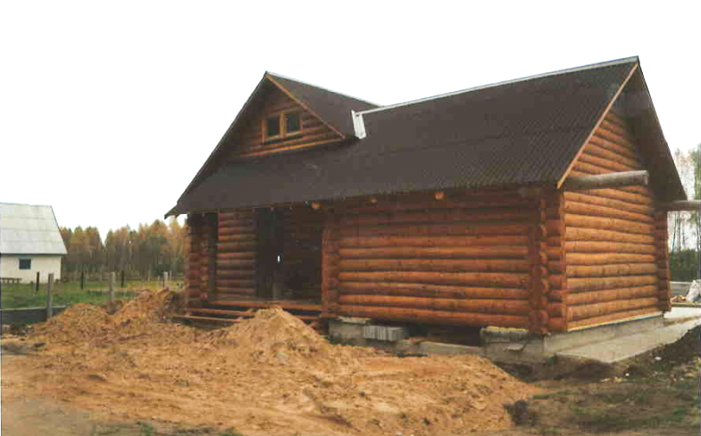 Строительство домов в Полоцке, Новополоцке и районе