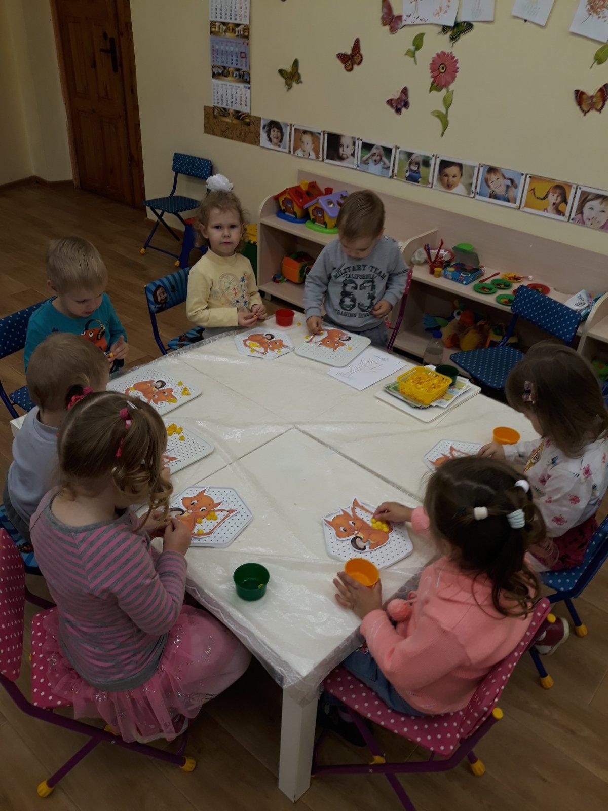 Набор в группы развития возраст 2-3 года Новополоцк
